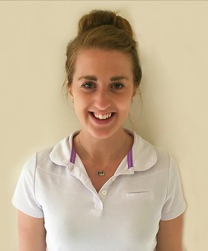 Meet The Therapists. Hannah